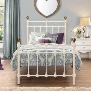 Carshalton Metal Bed Single