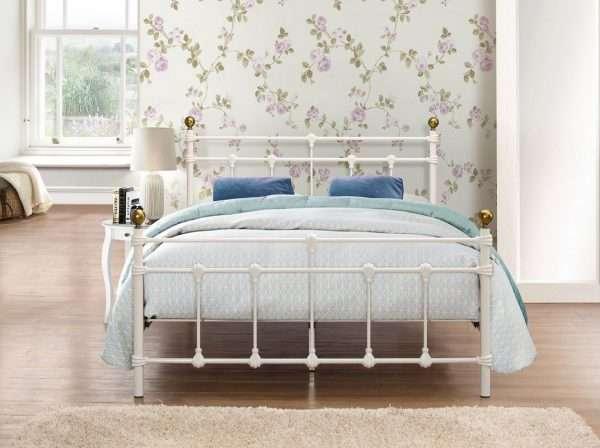 Carshalton Metal Bed