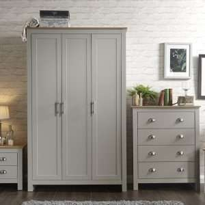 Chloe 4 Piece Bedroom Set