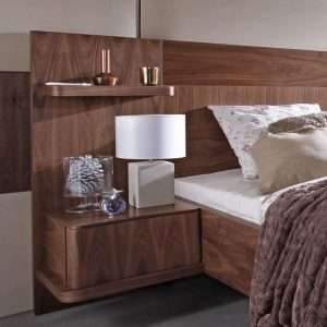 Xico Floating Bedside Table
