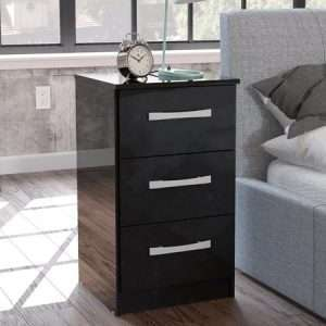 Black Bedside Tables