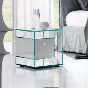 Glass Bedside Tables