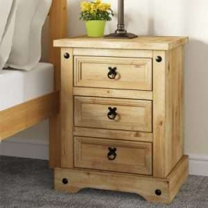 Wooden Bedsie Tables