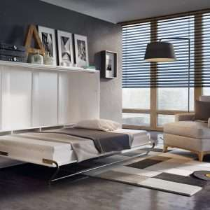 Terrones Horizontal Wall Folding Bed