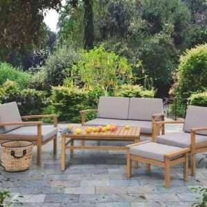 5 Seater Garden Sofa Set