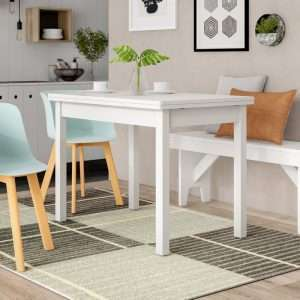 Akimiski Extendable Dining Table