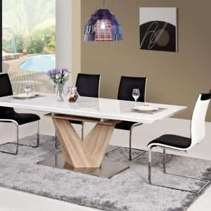 Alaras Extendable Dining Table