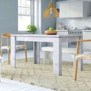 AlexaI Extendable Dining Table