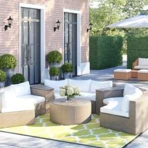 Andie Garden Sofa Set