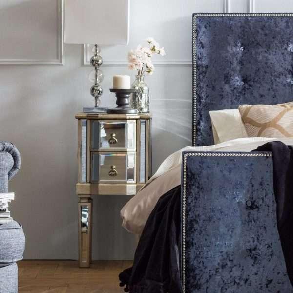 Ashbourne Bedside Table