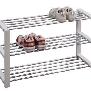 Barnathan 20 Pair Shoe Rack