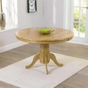 Bartett Round Dining Table