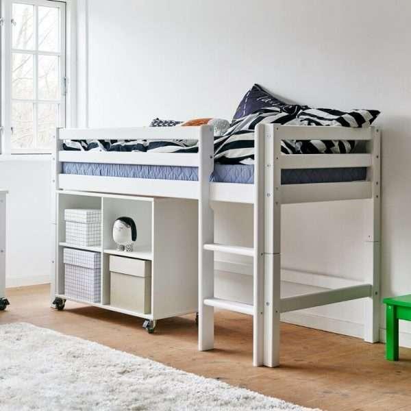 Basic Mid Sleeper Bed
