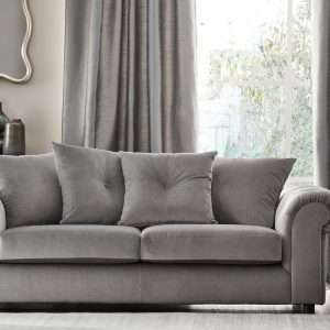 Boody 3 Seater Chesterfield Sofa