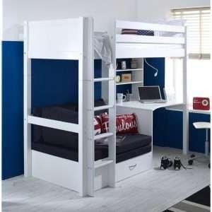 Booth High Sleeper Bed
