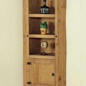 Brigite Corner Display Cabinet