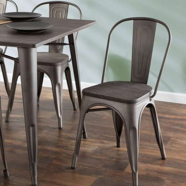 Claremont Metal Dining Chair