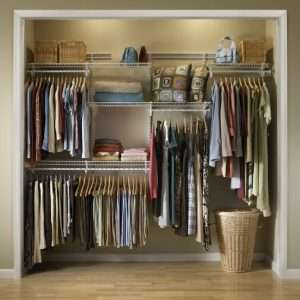 Closetmaid Clothes Storage System