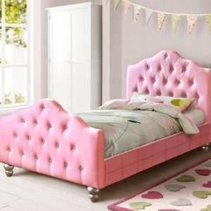 Diamant Panel Bed