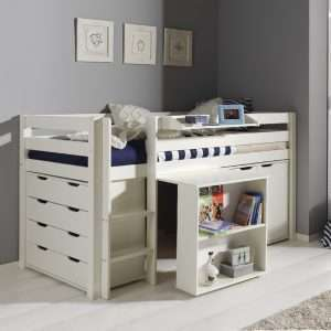 Ethridge Mid Sleeper Bed