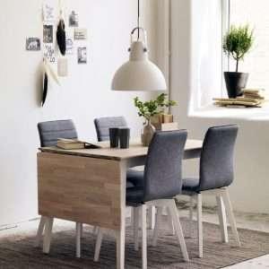 Filippa Fredrika Drop Leaf Table