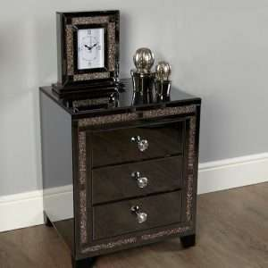 Franco Bedside Table