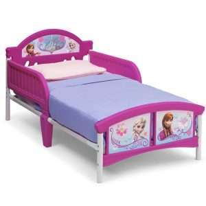 Frozen Twin Toddler Bed