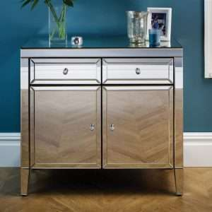 Gainsborough Mirrored Chest of Drawers