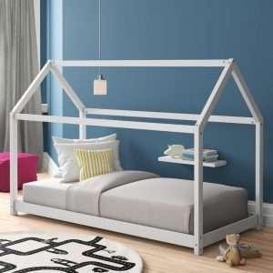 Hattie Single House Bed