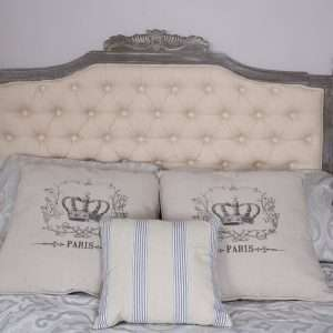 Heritage Upholstered Headboard