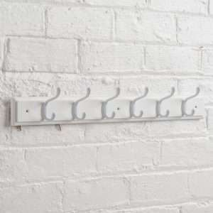 Heritage Wooden Coat Rack