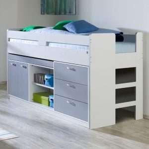 Hoffman Mid Sleeper Bed