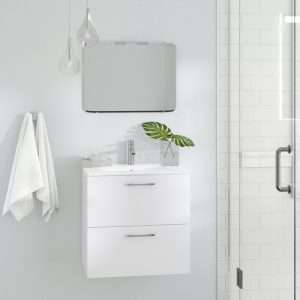 Innis Wall Hung Single Vanity Unit