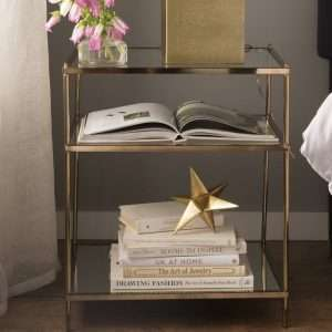 Juliette Bedside Table