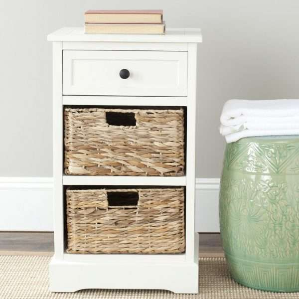 Juneau Bedside Table