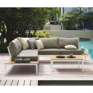 Kirch Corner Sofa Set
