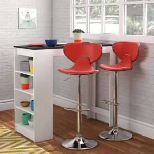 Lillian Height Adjustable Bar Stool
