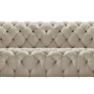 Luxury Genuine Leathe Chesterfield Sofa