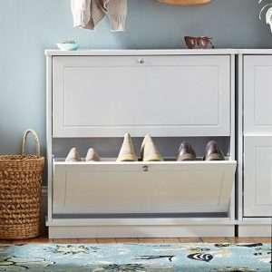 McIntire Shoe Storage Cabinet