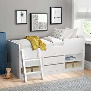 Mckinley Mid Sleeper Bed