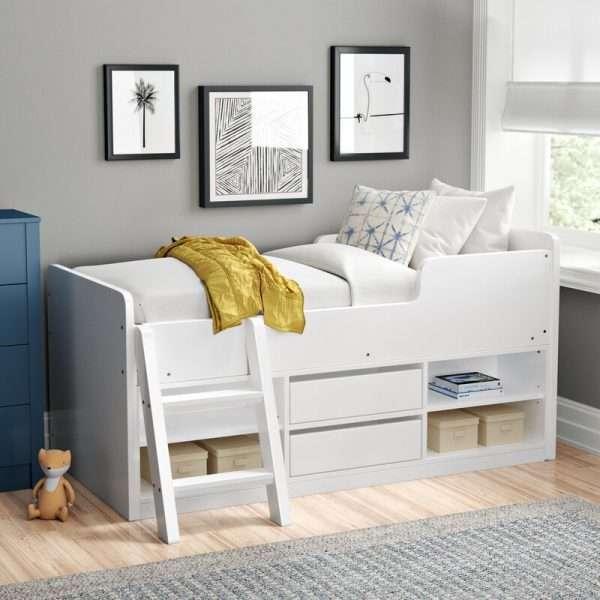 Mckinley Mid Sleeper Bed
