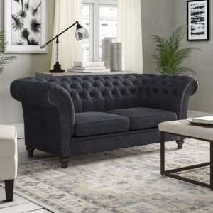 Milano 3 Seater Chesterfield