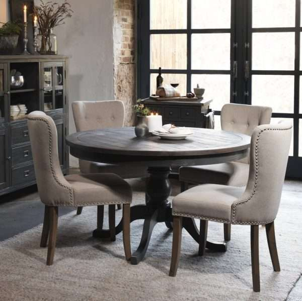 Nottingham Round Dining Table