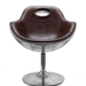 Novak Swivel Tub Chair
