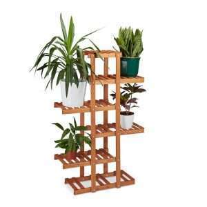 Ogallala Multi-Tiered Plant Stand
