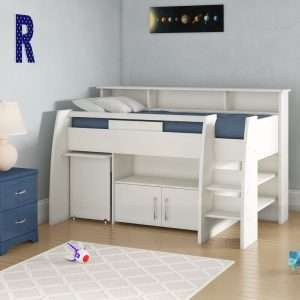 Olsen Mid Sleeper Bed