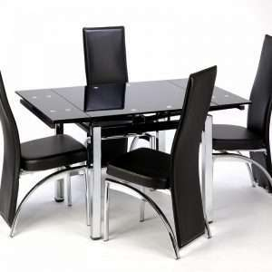 Paris Extendable Dining Table