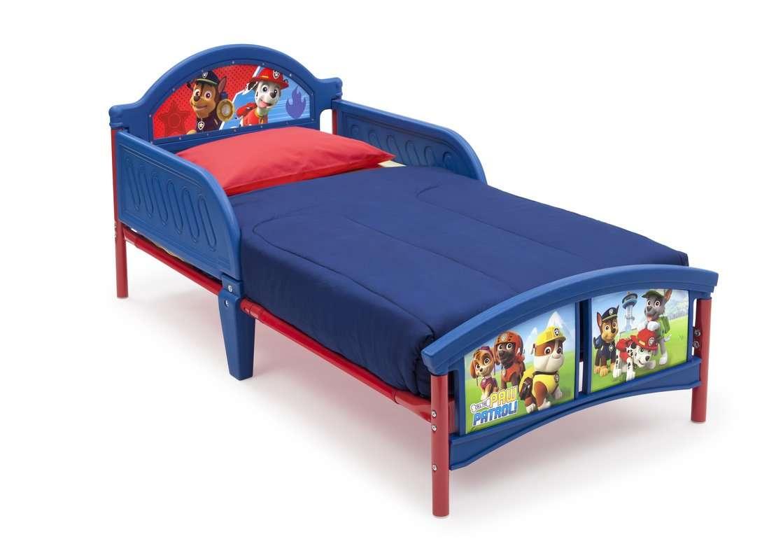 Paw Patrol Toddler Bed