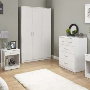 Pippa 4 Piece Bedroom Set