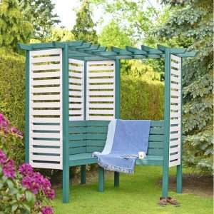 Plotkin Wooden Arbour